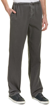 James Perse Seersucker Pull-On Pant