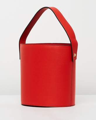 Topshop Calla True Bucket Bag