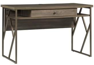 Mercury Row Derwood Distressed Storage Writing Desk