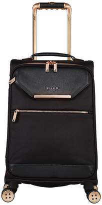 3eb9f006b8cd8 Ted Baker Albany 4-Wheel Trolley Cabin Case