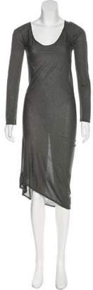 Donna Karan Maxi Knit Dress