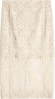 DKNY Lace Skirt
