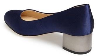 Imagine by Vince Camuto Women's Helsh Block Heel Pump