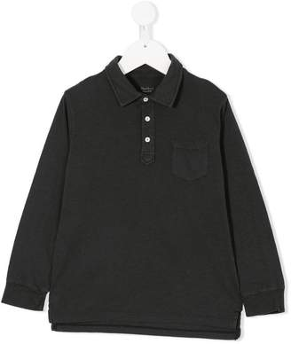 Hartford Kids long-sleeve polo shirt