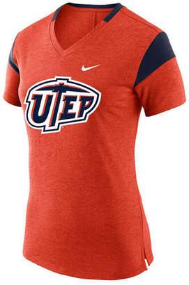 Nike Women's Utep Miners Fan V Top T-Shirt