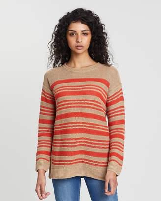 Polo Ralph Lauren Striped Knit Jumper