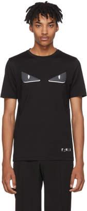 Fendi Black Bag Bugs T-Shirt