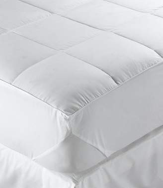 L.L. Bean L.L.Bean Down Mattress Pad