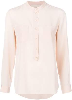 Vanessa Bruno button embellished blouse