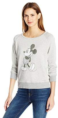 David Lerner Women's Mickey Sweatshirt