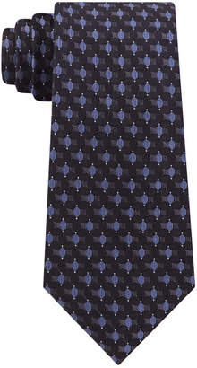 Kenneth Cole Reaction Men Connected Oval Slim Tie