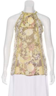 Joie Silk Floral Top