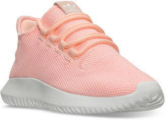 adidas Women's Tubular Shadow Casual Sneakers from Finish Line $99.99 thestylecure.com