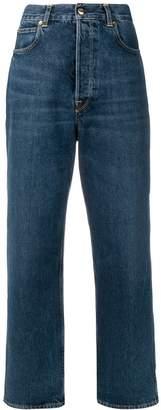 Golden Goose high-waisted wide leg jeans