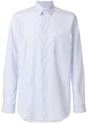 Comme des Garcons classic striped shirt