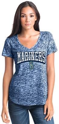 Women's Seattle Mariners Burnout Tee