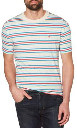 Original Penguin Nep Pop Stripe T-Shirt