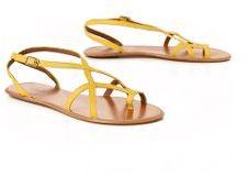 Saffron Thongs