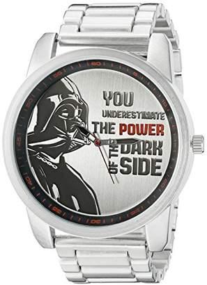 Star Wars Men's DAR2016 Analog Display Analog Quartz Watch