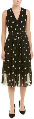 Anne Klein Midi Dress