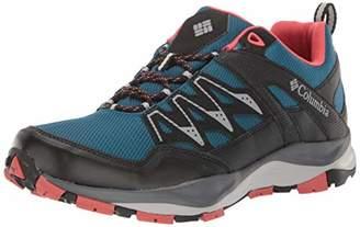 Columbia Women's Wayfinder Outdry Hiking Shoe, Waterproof & Breathable,9 Regular US