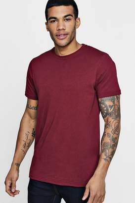 boohoo Basic Crew Neck T Shirt