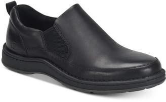 Børn Men's Kent Double Gore Leather Slip-Ons