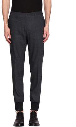 Corneliani Linen And Wool Trousers