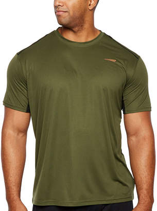COPPER FIT Copper Fit Short Sleeve Crew Neck T-Shirt-Big and Tall