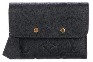 Louis Vuitton 2016 Pont-Neuf Compact Wallet