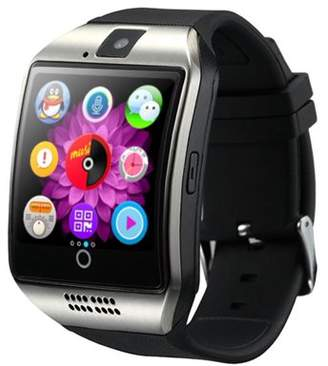 Tagital T18 Curved Screen Bluetooth Smart Watch Wrist Watch with Camera For iPhone Android Smart Phones