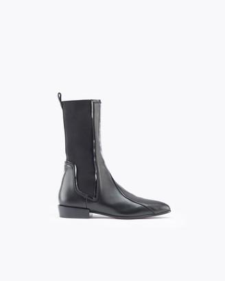 3.1 Phillip Lim Dree Tall Elastic Boots