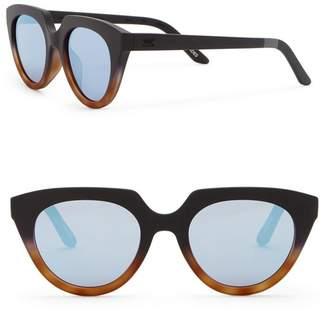 Toms Traveler Lourdes 50mm Cat Eye Sunglasses