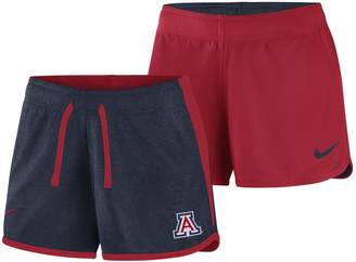 Nike Women's Arizona Wildcats Dri-FIT Touch Shorts