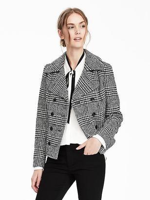 Plaid Jacket $178 thestylecure.com