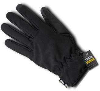RAPDOM Tactical Soft Shell Winter Gloves, Black, S