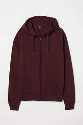 H&M Hooded Jacket - Red