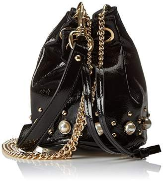 Steve Madden Bcarly Handbag, Women's Schwarz (), (B x H T)
