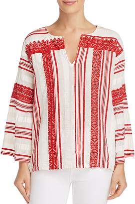 Joie Selbea Striped Tunic Top