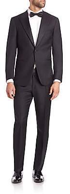 Isaia Men's Single-Button Wool Tuxedo