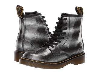 Dr. Martens Kid's Collection 1460 Glitter Delaney Boot (Little Kid/Big Kid)