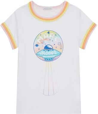Marc Jacobs SpaceLogo Print T-shirt