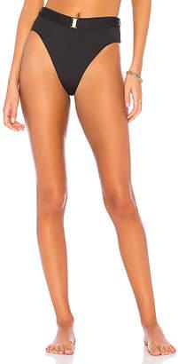Onia x WeWoreWhat Emily High Waist Bikini Bottom