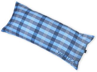 Famous Designer Plaid Body Pillow