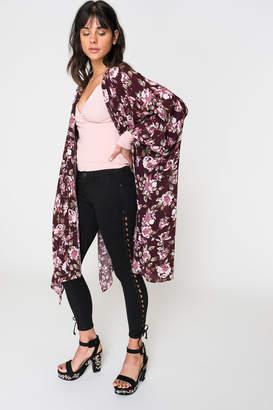 Ardene Oversized Kimono