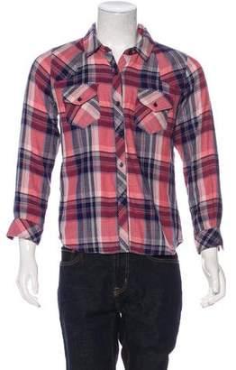 Rails Woven Button Shirt