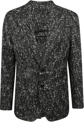 Dolce & Gabbana Knitted Blazer