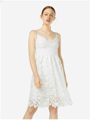 Lipsy White Cocktail Dress