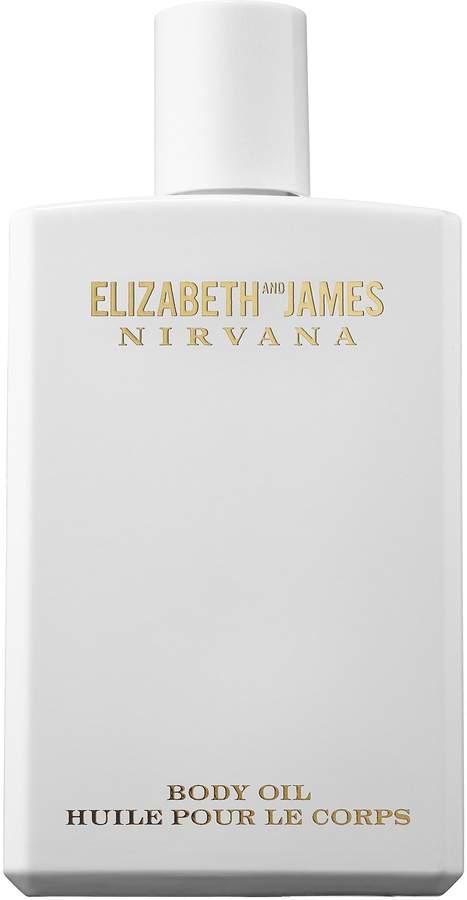 Elizabeth And JamesElizabeth and James Nirvana White Body Oil