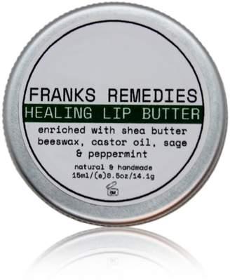 Butter Shoes Frank's Remedies Healing Lip